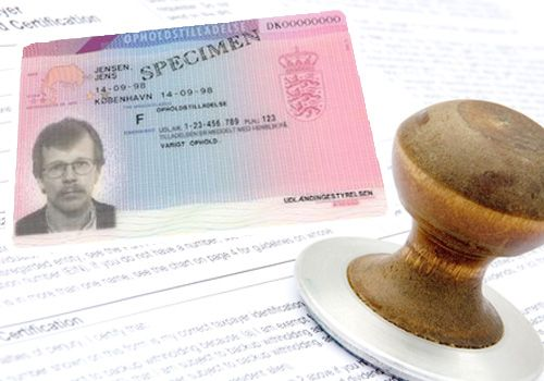 Biometry - Extension - Termination of a residence permit