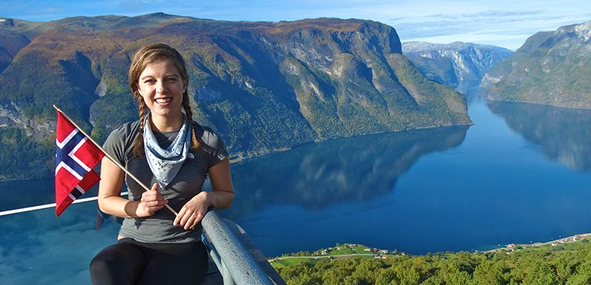 Au pair in Norway