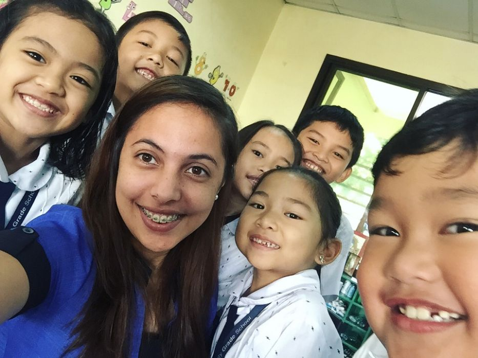 Filipino au pair from Philippines